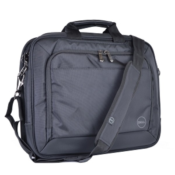 "Dell WG1V8 Professional Nylon Notebook Carrying Case 15.6""- BLACK - Slightly Used"