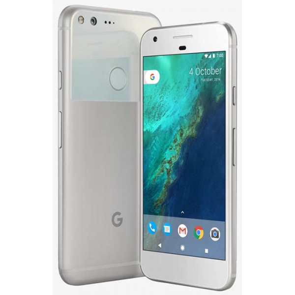 Google Pixel Silver & Black 4GB/32GB PTA Approved - Slightly used