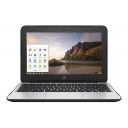 HP Chromebook 11 G4 11.6 Inch Laptop (Intel N2840 Dual-Core, 2GB RAM, 16GB Flash SSD, Chrome OS) - slightly used