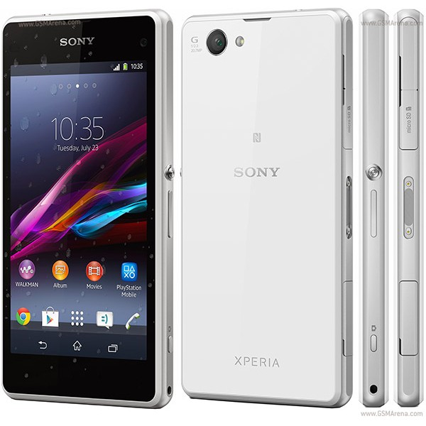 Sony Xperia Z1 Compact (2GB RAM, 16GB, Slightly Used 9/10 Condition)